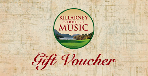 Killarney School of Music Gift Voucher