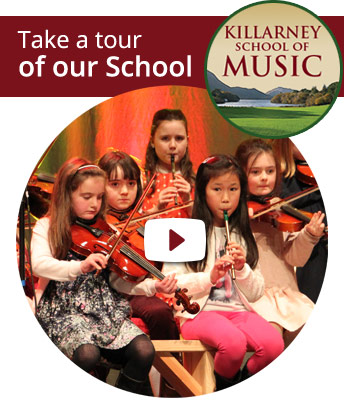 Tour Killarney School of Music